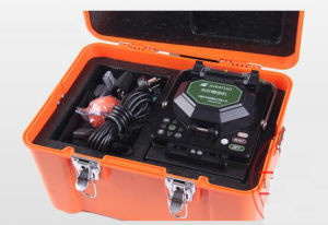 AV6471AG Optical Fiber Fusion Splicer Chinese Army Use pictures & photos