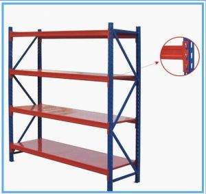 Medium Duty Long Span Racking for Warehouse Storage pictures & photos