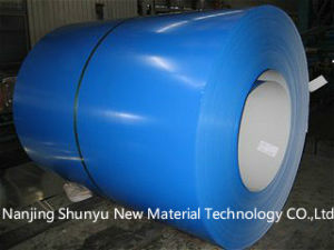 Cheap Customized Color Coated Prepainted Steel Coil Shandong Factory pictures & photos