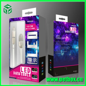 Phone Accessories Paper/Plastic Packing Box with Insert Tray pictures & photos