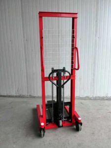 Manual Hydraulic Forklift pictures & photos