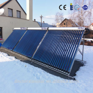 Sun Energy Collector with Collector Efficiency 0.71 pictures & photos