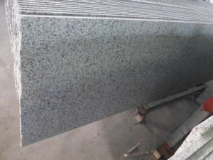 G439 Cheap Grey Granite Stairs Polished Steps pictures & photos