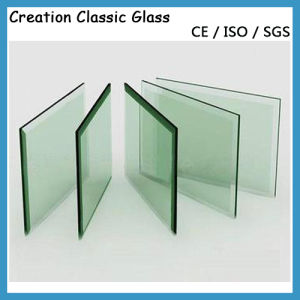 3.2-19mm Light Green Tempered Glass with Ce/ CCC pictures & photos