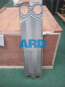 Vicarb Plate Heat Exchanger Plate V20 V28 Titanium C2000 AISI304 AISI316 pictures & photos