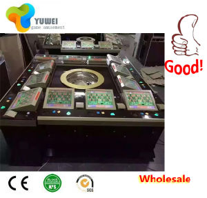 The Luxurious Roulette Game Machine Gambling Slot Game pictures & photos