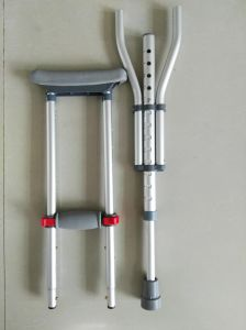 3-in-1 Aluminum Crutch (SC-CR43-B) pictures & photos