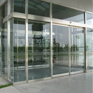 Interior Exterior Commercial Stainless Steel Security Glass Entry Door pictures & photos