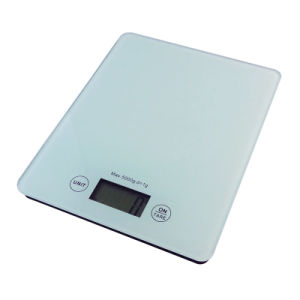 Large LCD Design Electric Kitchen Scale pictures & photos