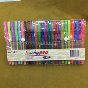 12 Colors Glitter Gel Ink Pen pictures & photos