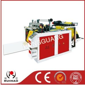 Computer Heat-Sealing & Heat-Cutting Bag Making Machine pictures & photos