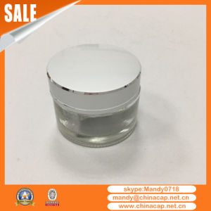 New Design Threaded Aluminum Cap for Glass Jar Wholesale pictures & photos