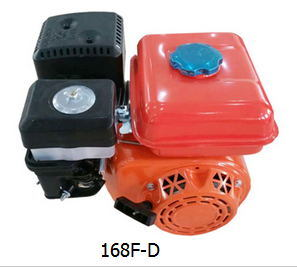 Gasoline Engine 168f-a/B/C/D/E/F pictures & photos