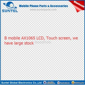 New Mobile Touch Screen and LCD for B Mobile Ax1065 pictures & photos
