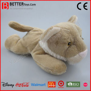 Realistic Plush Lioness Soft Lion Stuffed Toy pictures & photos