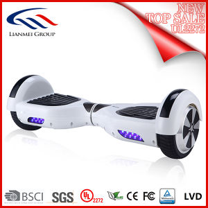 Newest 2 Wheel Electric Smart Self Balance Scooter with LED Light Bluetooth Hoverboard pictures & photos
