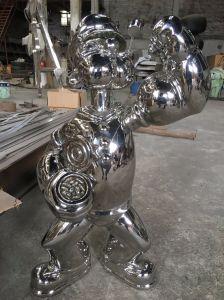 Sculpture Craft Production, Stainless Steel Sculpture Decoration Handicraft, Professional Customization pictures & photos