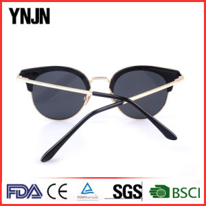 2017 New Trendy High End Colorful Sunglasses for Women (YJ-F12828) pictures & photos