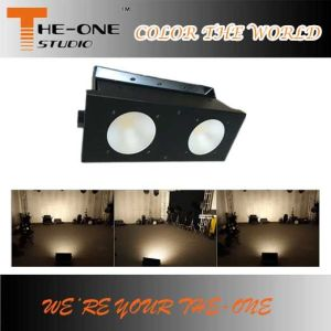 Newest 2*100W COB Blinder LED Audience Light pictures & photos