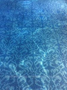 Pattern Design Mosaic Tile, Swimming Pool Mosaic (HMP909) pictures & photos