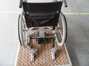 Wheelchair Restraint System for Fixing Wheelchair (X-801-1) pictures & photos