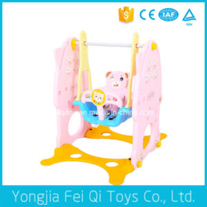 Indoor Playground Plastic Multifunctional Swing Kids Toy Christmas Gift Mh Series pictures & photos