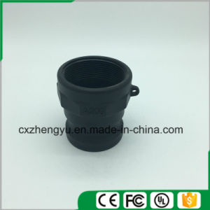 Plastic Camlock Couplings/Quick Couplings (Type-A) , Black Color pictures & photos