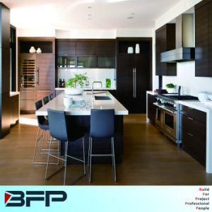 Home Furniture Luxury Big Kitchen Design Cupboard pictures & photos