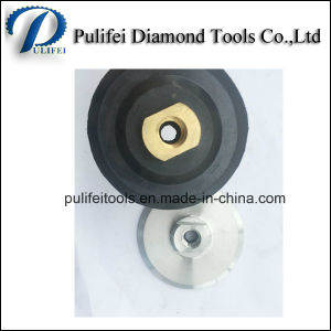 Rubber Foam Aluminum Baker Pads for Diamond Tools