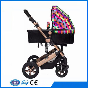 2017 New Style 3 in 1 Baby Stroller Kids Stroller pictures & photos