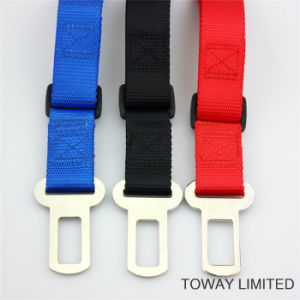 Nylon Dog Products Polyester Pet Car Safety Seat Belt Rope pictures & photos