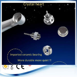 Supply Dentist Equipment Push Button LED Dental Handpiece with Light pictures & photos