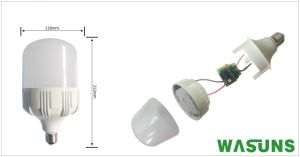 Smark Certification Approval LED 50W High Power LED Light E27 pictures & photos