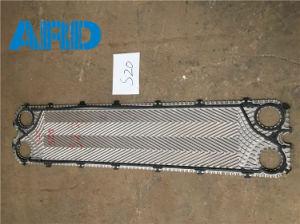 Sondex Plate Heat Exchanger Plate S19A S20 Plate Titanium C2000 AISI304 AISI316 pictures & photos
