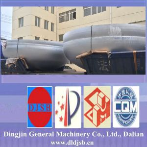 Aluminium Elliptical Head Applied to Pressure Vessel pictures & photos