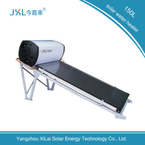 Jxl Solar Hot Water Heater System Flat Plate Solar Panel pictures & photos