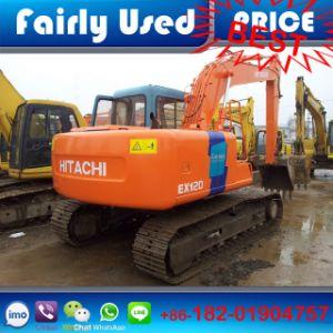 Original Japan Used Hitachi Ex120-3 Excavator for Sale