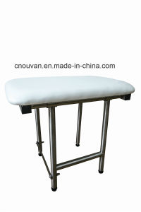 Stainless Steel Shower Room Folding Stool pictures & photos