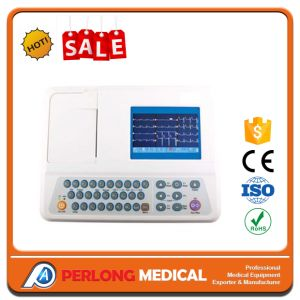 Medical Equipment Hospital Equipment 3 Channel ECG EKG (Electrocardiograph) Machine pictures & photos
