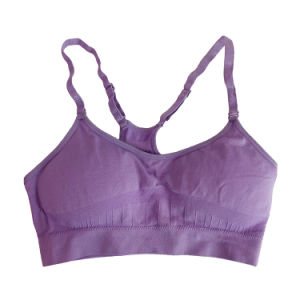 Custom Made Strappy Sublimation Sports Bra