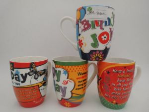 Factory Ceramic Promotional Mug for Christmas Gift pictures & photos
