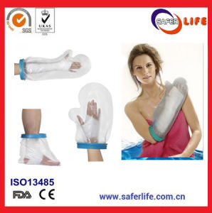 2017 Bandage Protector for Adult Long Arm Shower Cover Waterproof Sealtight Reusalbe pictures & photos