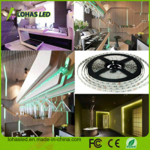 DC12V Waterproof Optional 5m/Roll 60LEDs/M SMD 5050 2835 3528 5730 RGB LED Strip Light Kit pictures & photos