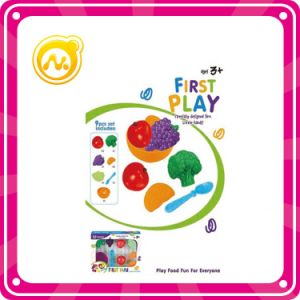 Cheap Funny Play Simulation Plastic Fruit and Vegetable