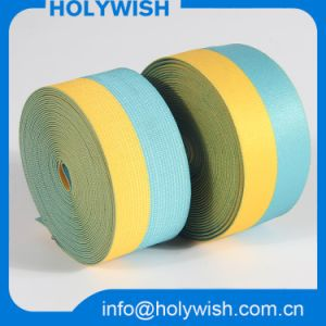 Manufacture Sale Jacquard Elastic Webbing with Custom Design pictures & photos