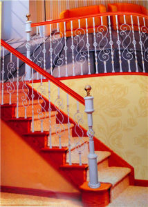 Concise and Beautiful Building Materials The Stairs Railing pictures & photos