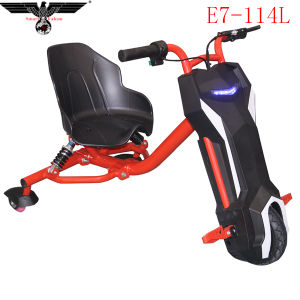 E7-114 24V/250W Three Wheel Electric Drift Scooter with Ce pictures & photos
