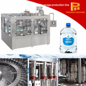 5L Bottle Pure Water Filling Equipment pictures & photos