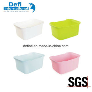 Plastic Cleaning Basket for Vegetable and Fruit pictures & photos