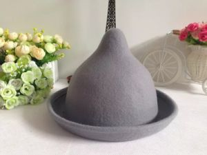 Wool Felt Nipple Top Hat for Children Witch Cap for Magic pictures & photos